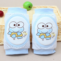 2019 Children's Knee Pads Breathable Mesh Large Sponge Infant Knee Pads Baby Crawl Toddler Anti-wrestling Protective Gear