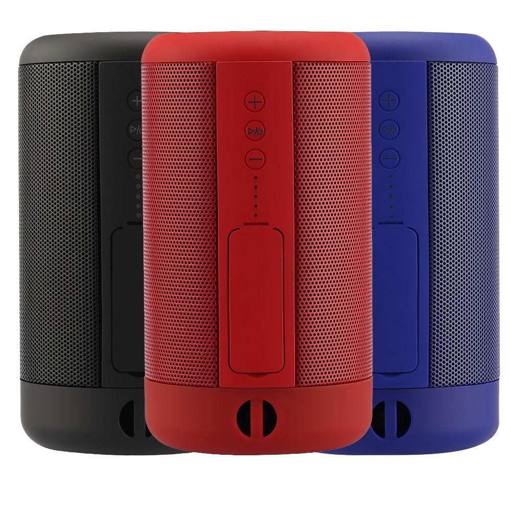 2019 Portable Bluetooth 5.0 haut-parleur sans fil 12 heures Playtime léger extérieur Subwoofer IPX5 résistance à l'eau TWS Play TF