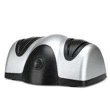Multifunktions Automatische Elektrische Messerschärfer Elektrische 2 Bühne Küche Messerschärfer Für Messer Scheren Schraubendreher