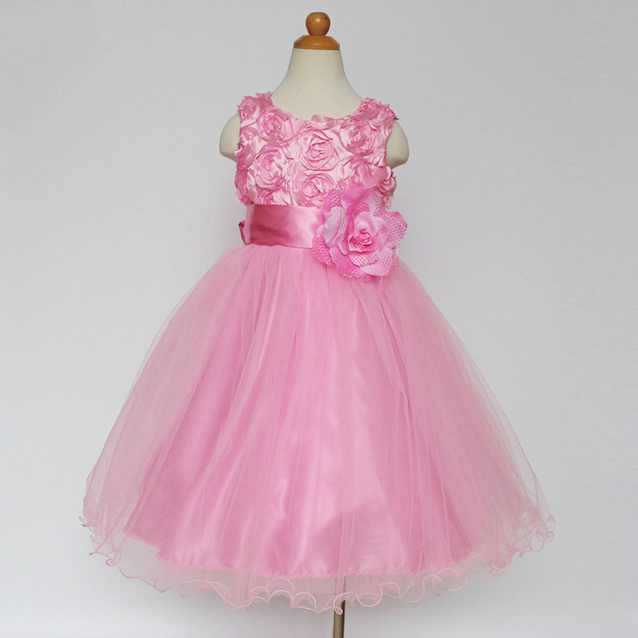 Gemütlich Kleine Rosa Kleid Partei Ideen - Brautkleider Ideen ...