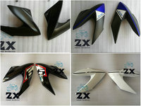 Fairings Injection For YAMAHA XJ6 Yamaha XJ6 2009 2012 09 10 11 12 life and right ZXMT matte black Bodywork Fairing
