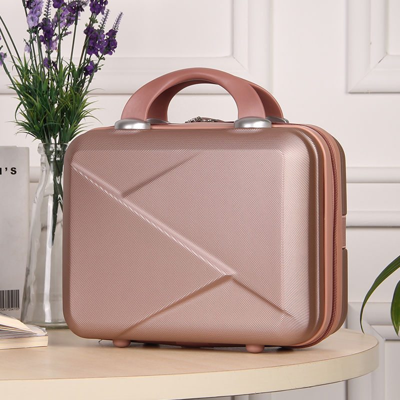 High QualityFashion Light Suitcase 14 Inches Mini Zipper