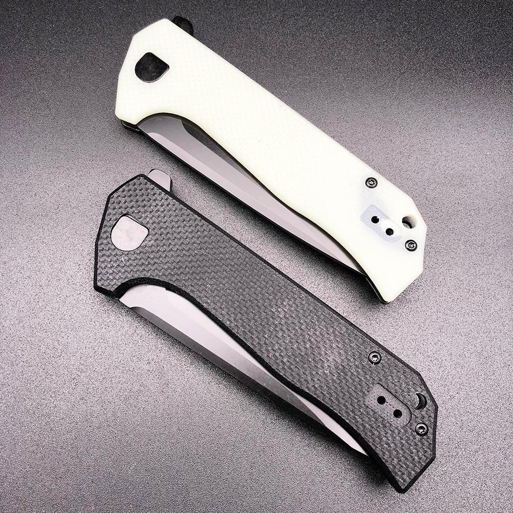 BMT ZT 0804 cuscinetti a sfera coltello tattico pieghevole acciaio - Utensili manuali - Fotografia 3