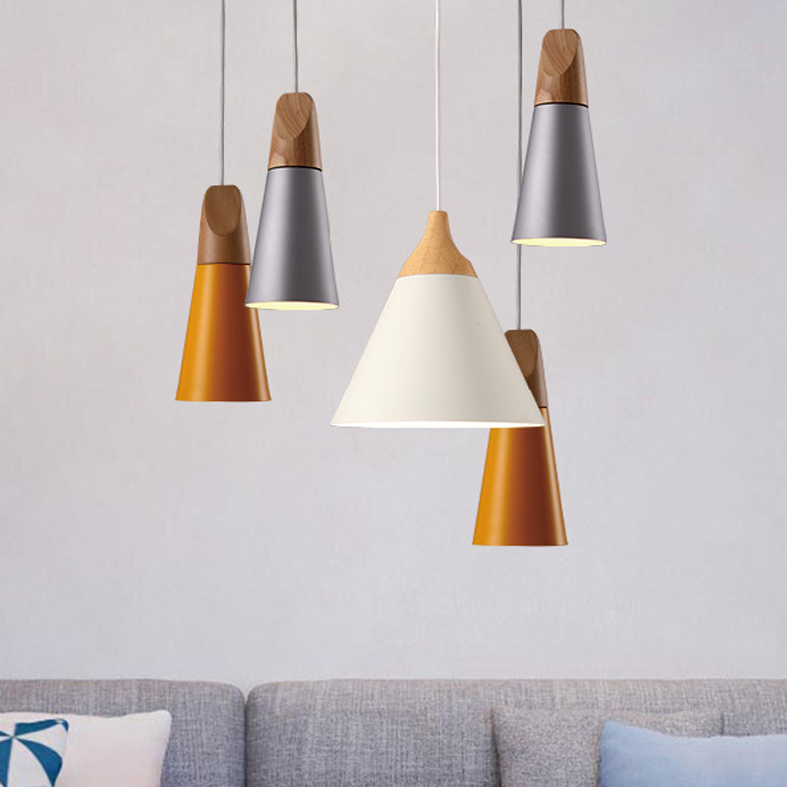 Nordic Pendant Lights Modern Hanging Lamps European Home Indoor Lighting Fixture Bedroom Dining Room Restaurant Lamp Droplight industrial pendant light for bedroom vintage lamp white dining room restaurant lamps modern pendant lights cord hanging lighting