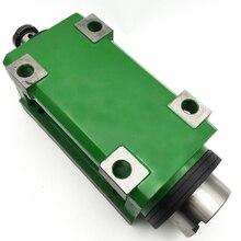 BT40 تشاك 3000 W 3KW 4hp الطاقة رئيس قطع/مملة/طحن آلة مخرطة أداة المغزل رئيس Max.3000  6000 RPM عالية السرعة