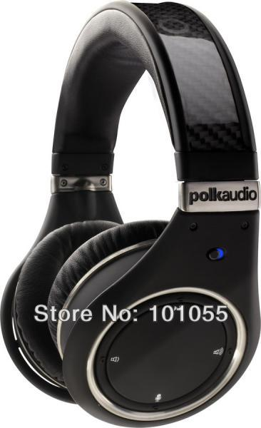 Genuine New out of box Polk Audio UltraFocus 8000 Active Noise Canceling headphones Only 3pcs Free shipping free dhl 100% original new hifiman edition x v2 planar magnetic audiophile headphones for hires dsd audio