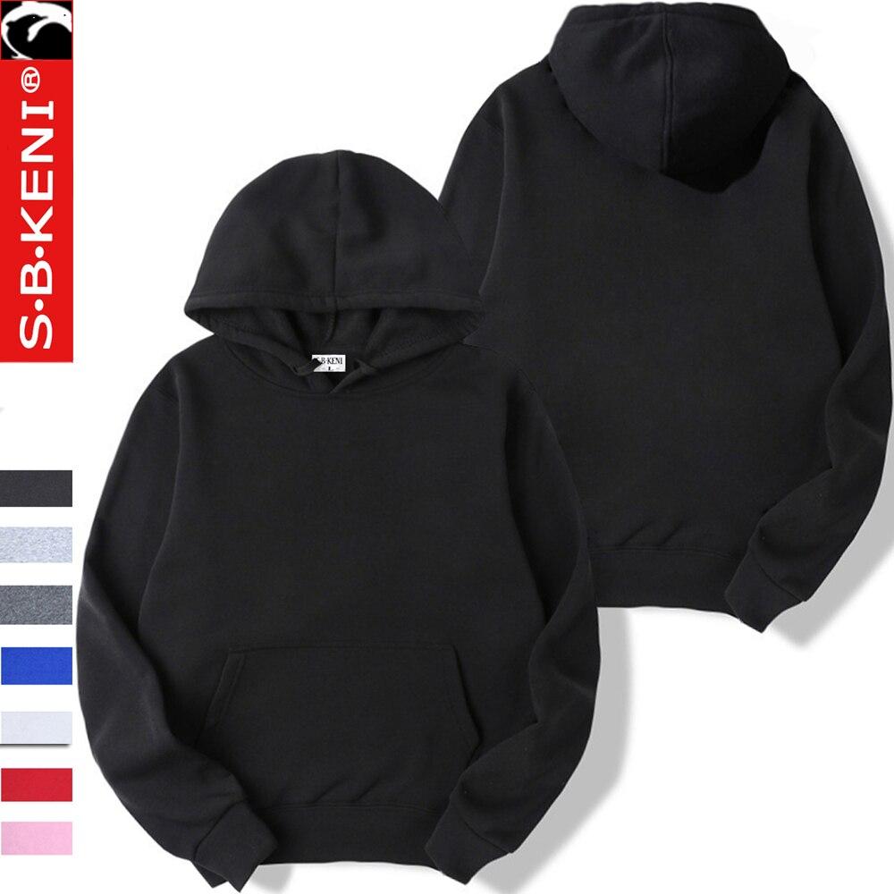 Ropa de hombre 2018 Unisex marca polar cálido sólido sudadera Hip hop holgado Streetwear Tops hombres/mujeres Casual moda abrigo