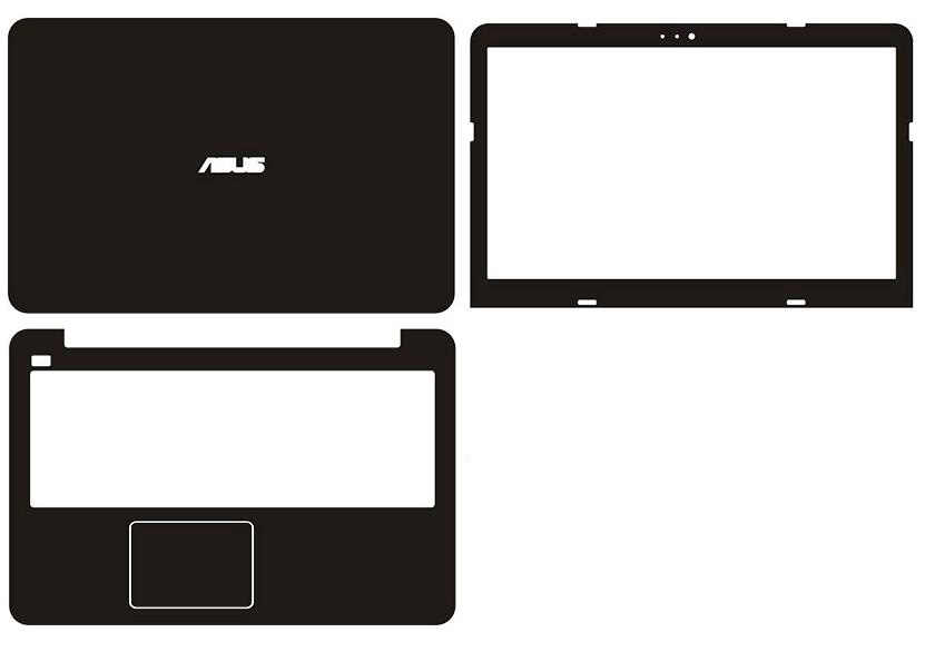 a07793661a3c Special Leather Carbon fiber Vinyl Skin Stickers Cover guard For ...