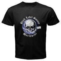 New BLS Black Label Society Hard Metal Rock Band Men S Black T Shirt Size S