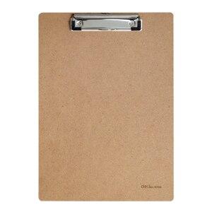 Online Shop Lackadaisical 9226 portable writing board clip a4 flat ...