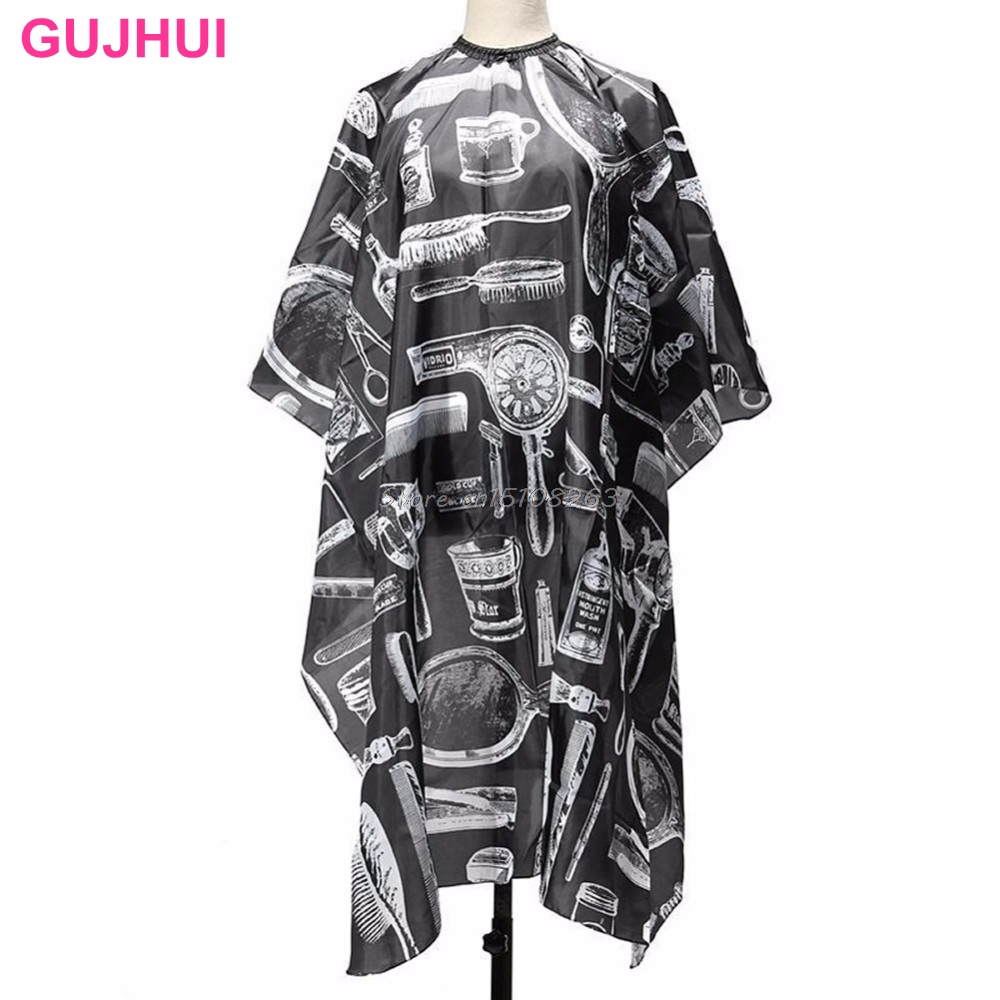1 Piece New Adult Salon Barbers Hairdressing Hairdresser Hair Cutting Cape Gown Clothes -Y207 Drop Shipping