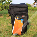 Free shipping Genuine  Lowepro Toploader Pro 75 AW DSLR Camera Holster Shoulder Bag Case & Rain Cover