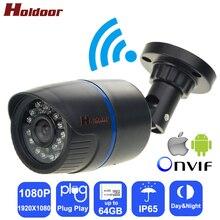 Holdoor CCTV Camera IPC WiFi Camera Full HD Network IP Video Surveillance Night Vision IP65 Waterproof for Android iOS Phone
