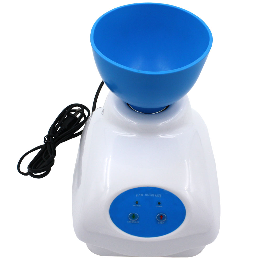 HL-YMC I Dental Impression Alginate Mixer Material Mixing with Foot Pedal Control Bowl кпб rs 89