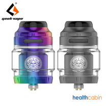 RTA Atomizer Geekvape Zeus X RTA Tank Capacity 4.5ml with 810 Drip Tip E Cigarette Tank Vs Zeus Dual/ MTL For Vaper Smoke(China)