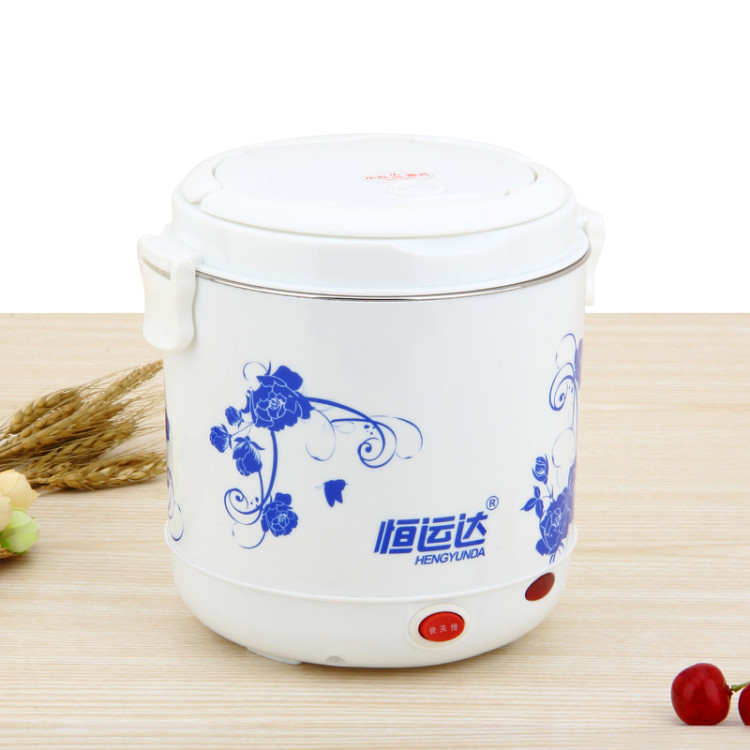 2L Multicooking Skillet Stainless Steel Electric Hot pot Cooker Multi Cooker Appliance Heating Rice Boil Steamed Soup pots cukyi stainless steel electric slow cooker plug ceramic cooker slow pot porridge pot stew pot saucepan soup 2 5 quart silver