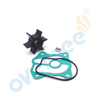 06192 ZV5 003 Water Pump Impeller Kit For Honda Outboard 35 50 HP BF35 BF40 BF45