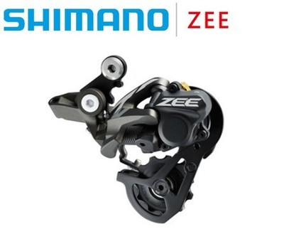 Shimano ZEE RD M640 for DH Rear Derailleur Shadow & Locking System MTB Bike Accessory Mountain Bicycle Part for 10S Speed the mountain shadow