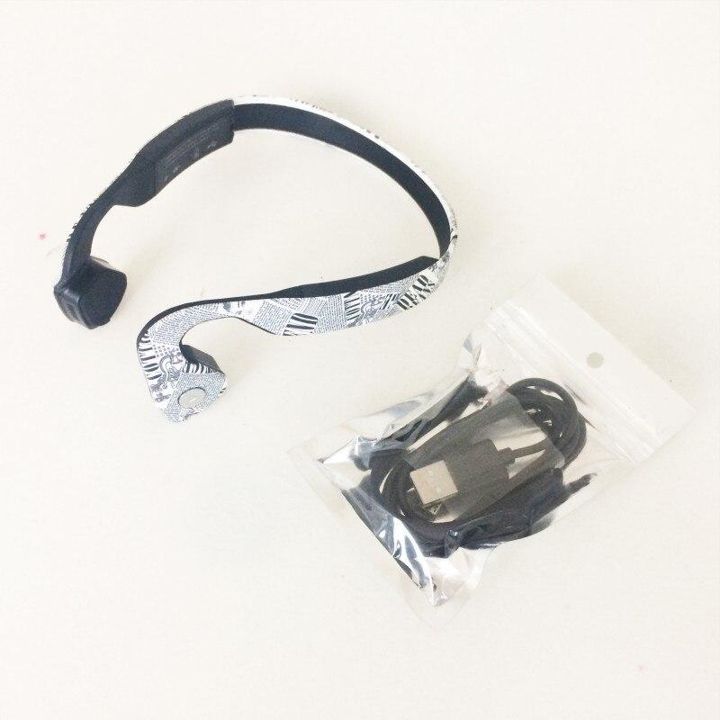 Vroča prodaja kostne izvedbe Bluetooth stereo slušalke Športne - Prenosni avdio in video - Fotografija 5
