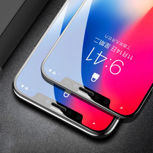 Tempered for Glass iphone XR XS X Screen protector Protective apple Iphone x xs max xr s xsmax