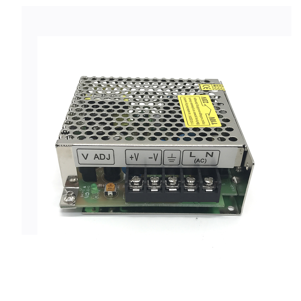 Ac 110v 220v To Dc 5v 15w 3a Single Output Switching Mode Power 24 Volt Supply 45 Amp Smps Lighting Voltage Transformer For Led Strip Driver In From
