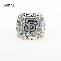 Luxury NFL Souvenir US Size 8 To 14 Meters 2012 San Francisco Giant Union Baseball Champion
