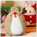 Corea Molang KawaiCute BuCute Giftnny Molang Patatas Conejo de Peluche de Juguete Conejo De Peluche Muñeca de Navidad Conejo de Peluche de Juguete