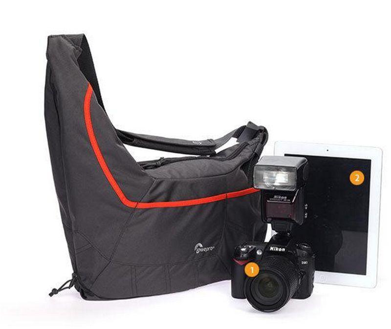 NEW MOCHILA DSLR LOWEPRO PASSPORT SLING III BOLSA DE HOMBRO, BANDOLERA.IDEAL TURISMO рюкзак lowepro streamline sling