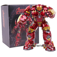 Avengers Age of Ultron Hulkbuster Mark44 Hulk Buster with LED Light PVC Figure Statue Collectible Model Toy