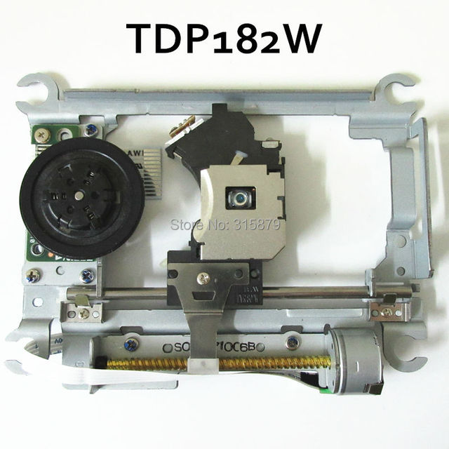 Original New TDP182W for SONY PS2 Laser Lens TDP-182W PVR-802W with Mechanism