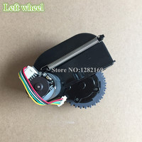 1x Original Robot Left Wheel for chuwi ilife v5s v5 pro x5 V3+ V5 V3 v5pro robot Vacuum Cleaner Parts