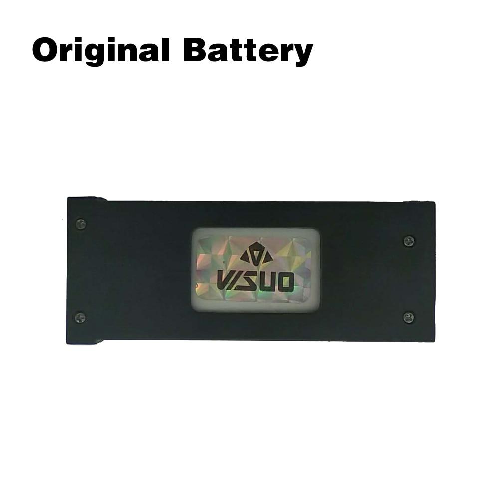 XS809W XS809 XS809HW batería Original 3,7 V 900 mAh batería LiPo recargable para VISUO FPV Quadcopter RC batería