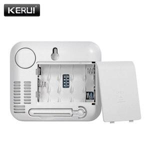 Image 4 - CORINA TD32 LED Display Draadloze Temperatuur Verstelbare Detector Alarm Sensor compatibel met gsm alarmsysteem
