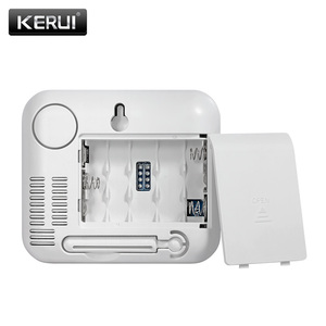 Image 4 - KERUI TD32 LED Display Wireless Temperature Adjustable Detector Alarm Sensor compatible with gsm home Security alarm system