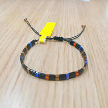 Go2boho MIYUKI Tila Beads Pulseira Mujer 2019 Boho Chic Bracelet Women Summer Beach Jewelry Bracelets Men Vintage Handmade Gift