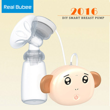 Tire – lait électrique massage bébé pompe à lait mamelon pompe d'aspiration biberon de bébé usage avec ordinateur ou de charge trésor