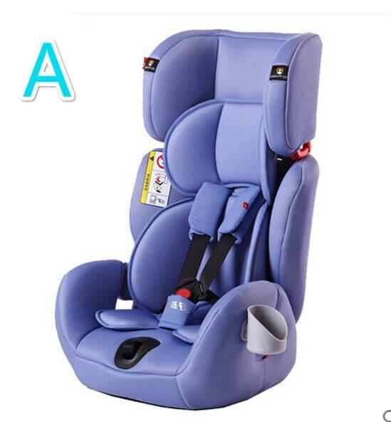 2016 новый стиль детское автокресло для 9 месяцев-12 лет ребенок сиденье безопасности