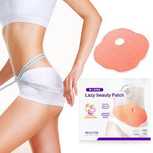 10Pcs slim patch lose fat abdomen belly slimming burning fat patch losing weight patches for weight loss products health care(China)