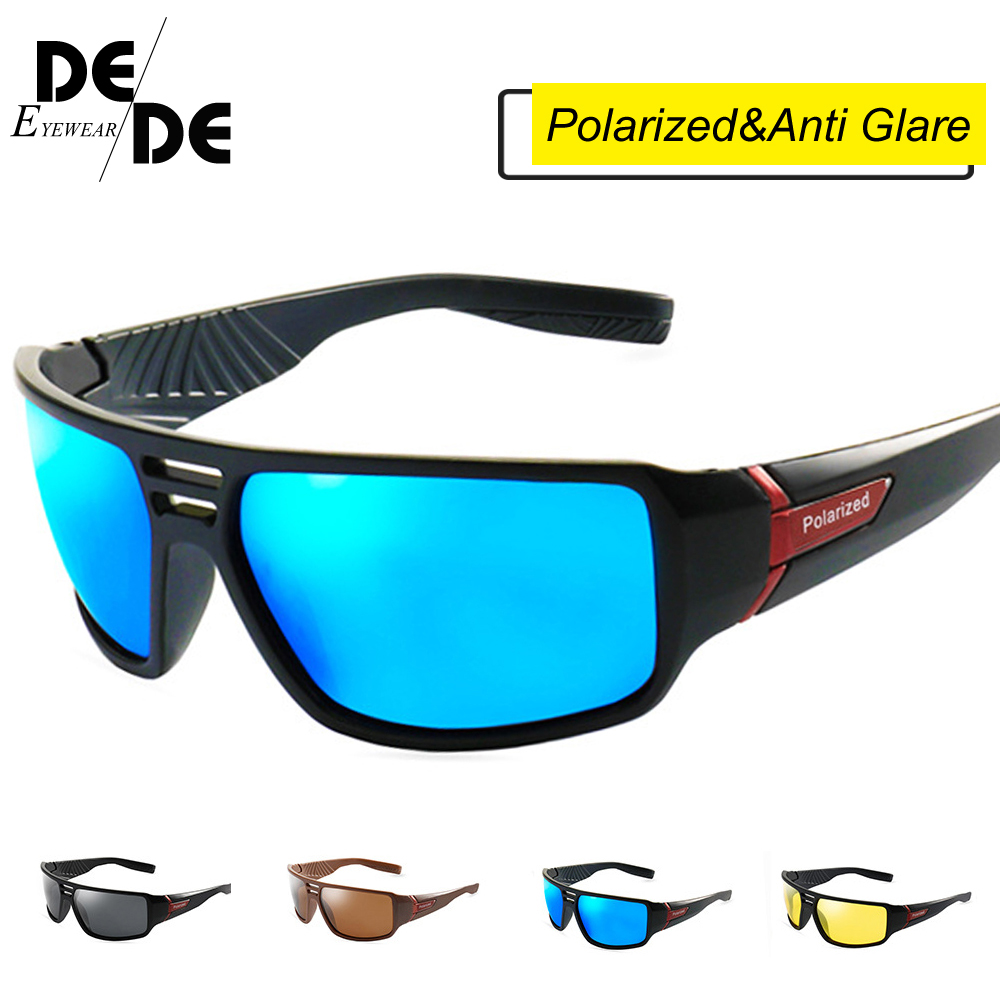 HD Polarized Sunglases Men Sunglasses 2019