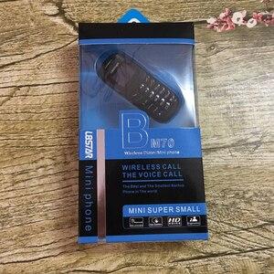 Image 4 - Original Fsmart BM70 Super Small Phone Magic Voice Stereo Bluetooth Headset Phone PK BM50 KK1