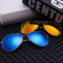 Aviation Vintage Sunglasses Men Women Luxury Brand Design Ey