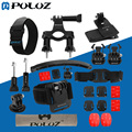 Go Pro Accessories 24 in 1 Bike Mount Accessories Combo Kit  for GoPro HERO5 Session / HERO4 Session / HERO 5 / 4 /3+ / SJ4000