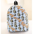 New 2016 Owl Fox Backpack Women Fashion School Bags For Girls Casual Printing Backpack Shoulder Bags Mochila