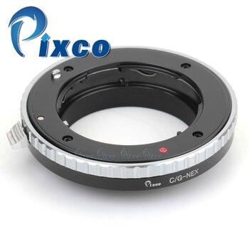 Кольцо-адаптер для объектива Pixco, подходит для Contax G к Sony NEX 5T 3N NEX-6 5R F3 NEX-7 VG900 VG30 EA50 FS700 A7 A7s A7R A7II A5100
