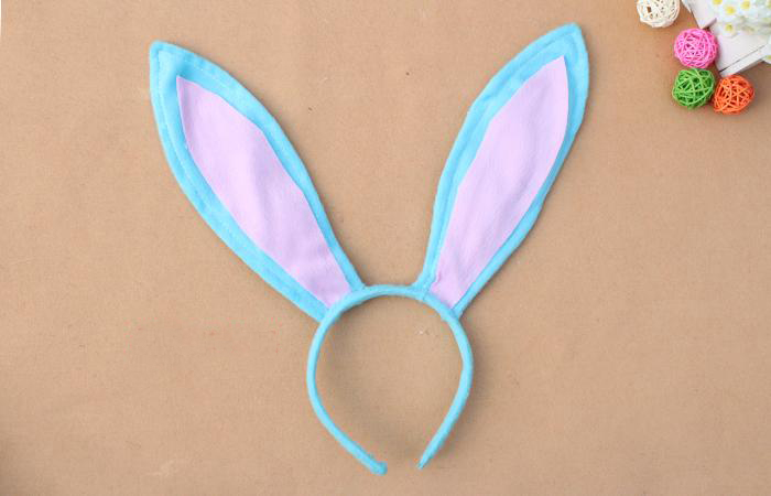 Free shipping children adult easter gift decoration big rabbit free shipping children adult easter gift decoration big rabbit bunny ear headband costume party hairband in hair accessories from mother kids on negle Gallery