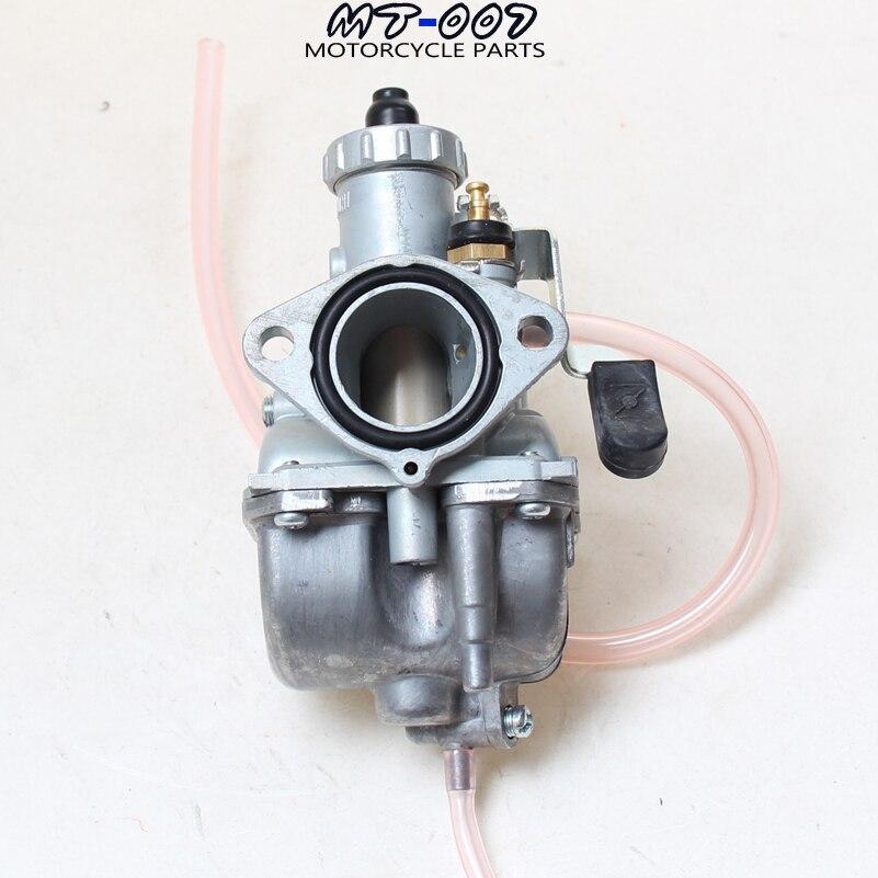 Free Shipping Mikuni Carburetor VM22 26mm 110cc 125cc Pit Dirt Bike ATV Quad PZ26 High Performance Carburetor Part 125cc cbt125 carburetor motorcycle pd26jb cb125t cb250 twin cylinder accessories free shipping