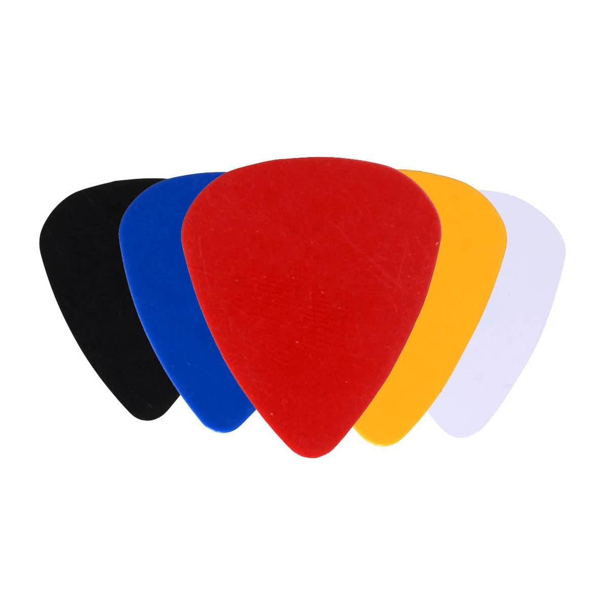 14000 pièces coeur forme ABS guitare Pick 0.5mm acoustique électrique basse Gutiar pick plectrum guitarra instrument de musique - 3
