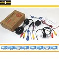 For Subaru Forester SG / SH 2003~2013 - Rear View Camera / Back Up Parking Camera / CCD Night Vision + Power Relay Filter