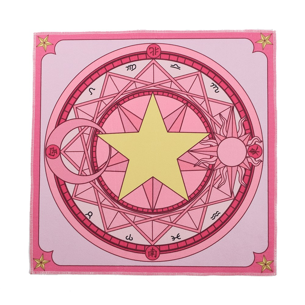 Friendly Anime Cardcaptor Sakura Cosplay Accessories Magic Circle Star Key Chain Punctual Timing Costumes & Accessories