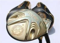 Playwell 2016 KATANA VOLTIO IV HI COR gold golf fairway wood head golf hoofd driver iron putter wedge